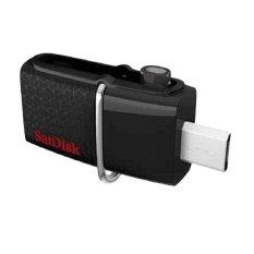 Toko Sandisk Otg Ultra Dual Usb Drive 32Gb Hitam Termurah
