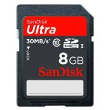 Harga Sandisk Sd Card Sdhc Ultra 8Gb Class 10 New