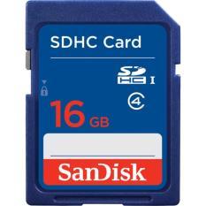 Review Sandisk Sdhc Card 16Gb Class4 Biru Terbaru