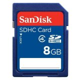 Harga Sandisk Sdhc Card 8Gb Class4 Biru Yang Bagus