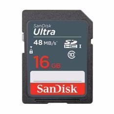 Harga Sandisk Sdhc Ultra Class 10 Uhs 1 Memory Card 16 Gb 48 Mbps Garansi Resmi Sandisk Jawa Timur