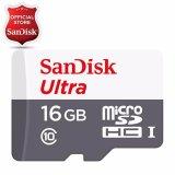 Sandisk Ultra 48Mbps Microsdhc Card 16Gb Diskon Akhir Tahun