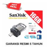 Review Terbaik Sandisk Ultra Dual Drive M3 16Gb Usb 3 Otg Flash Drive