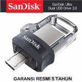 Iklan Sandisk Ultra Dual Drive 3 Otg 16Gb M3