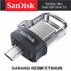 Jual Sandisk Ultra Dual Drive 3 Otg 16Gb M3 Murah Di Dki Jakarta