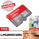 Toko Sandisk Ultra Micro Sd 32Gb 80Mb S Class 10 Uhs Gratis Pelindung Kabel Online