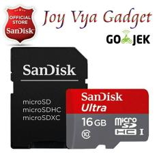 Jual Beli Sandisk Ultra Micro Sdhc 80Mb S 16Gb Class 10 Baru Jawa Barat