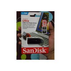 Harga Sandisk Ultra Usb 3 100Mb S Flashdisk 16Gb Cz48 Garansi Resmi Seken