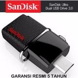 Harga Sandisk Usb 3 Flashdisk Dual Drive Otg 64Gb Origin