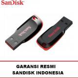Toko Sandisk Usb Fd Flash Disk Drive Flashdisk Cruzer Blade 8Gb Original Termurah