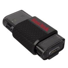 Beli Sandisk Usb Flashdisk Dual Drive Otg 64Gb Hitam Lengkap