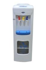 Sanex D-302 Dispenser Tinggi 3 Kran Panas Normal Dingin - Putih