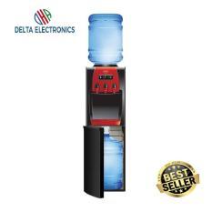Sanken HWD-Z88 Dispenser Galon Atas + Bawah - Hitam/Merah