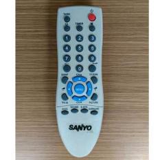 SANYO Remote Control TV Tabung FLAT/SLIM JXPSG - Putih
