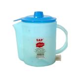 Diskon Besarsap Electric Mug With Steamer 9754 St Biru