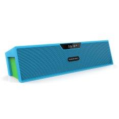 Toko Sarden Sdy019 Bluetooth Pengadaan Pengeras Suara Pembicara Double Murni Suara Stereo With Usb Slot Kartu Disebut Tf Fm Fungsi Alarm Jam Biru Lengkap Di Tiongkok
