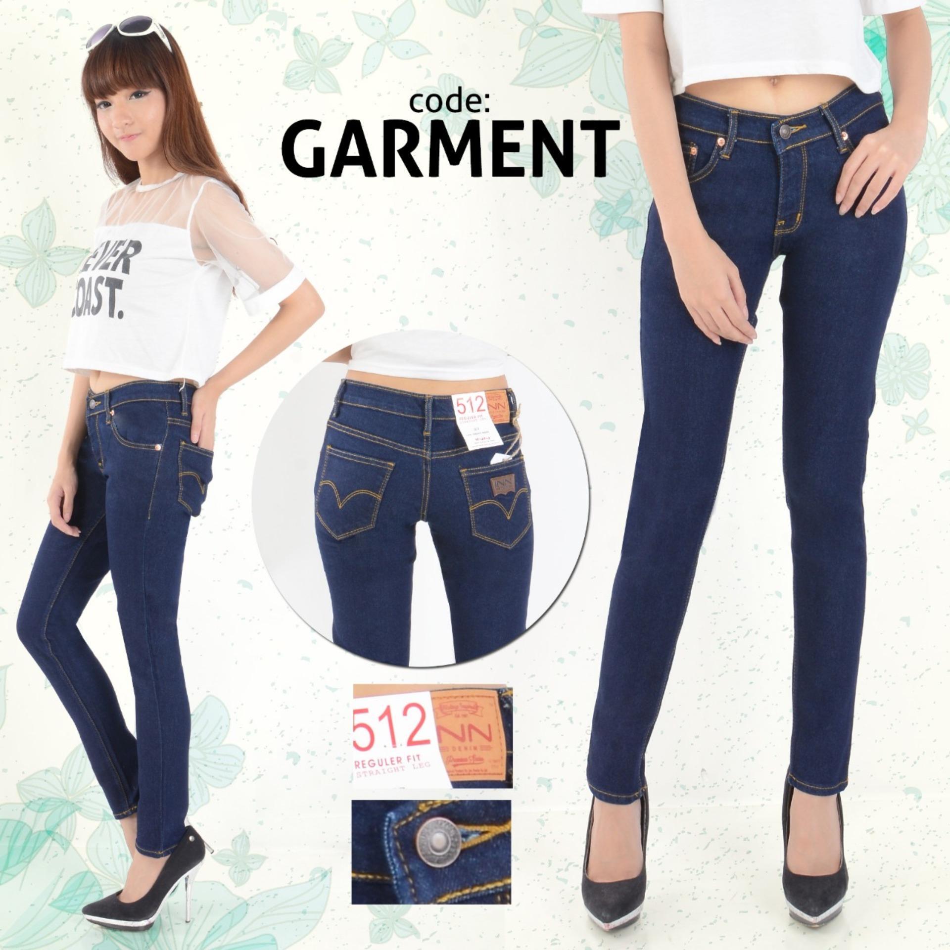 Harga Hemat Saroha Jeans Celana Jeans Wanita Skinny Street Berbahan Soft Jeans Street Restleting Kuat Jahitan Rapi Murah