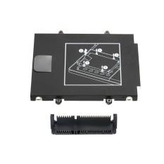 Sata Keras Mendorong Disk HDD Caddy + Konektor untuk HP EliteBook Folio 9470 M 9480 M Seri-Internasional