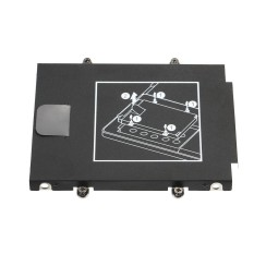 SATA Hard Drive Disk HDD Caddy for HP EliteBook Folio 9470M 9480M Series W/Screws - intl