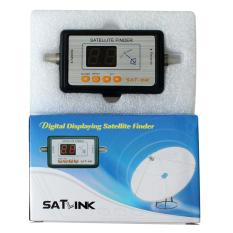 Spek Satlink Ws 6903 Alat Pelacak Satelit Digital Meter Display Lcd Tv Pencari Sinyal Oem