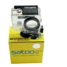 Satoo Waterproof Case Original For Xiaomi Yi Versi International