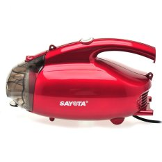 Beli Sayota Sv 809 Portable Vacuum Cleaner Merah Cicilan