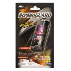 Screen Guard Anti Gores untuk Blackberry P9981 / Porsche - Clear