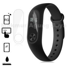 Screen Guard / Screen Protector / Antigores Waterproof Pelindung Layar Smartwatch Xiaomi Mi Band 2