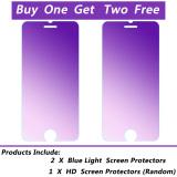 Beli Pelindung Layar Anti Cahaya Biru Kaca Tempered Untuk Xiaomi Mi 4I Cicil