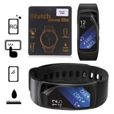 Screen Protector Cakupan Penuh Untuk Samsung Gear Fit2 Smart Gelang Band Gelang Intl Tiongkok