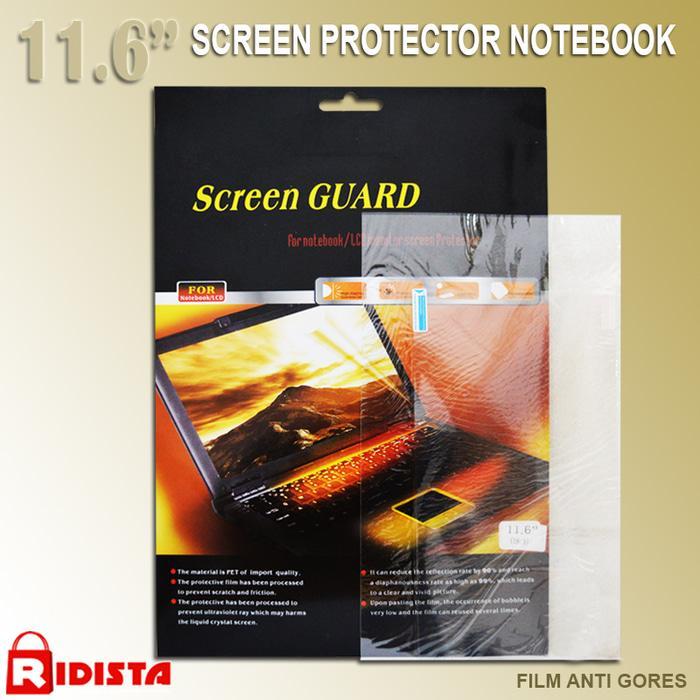 "Pencarian Termurah Screen Protector Notebook 11.6"" ( F197 ) harga penawaran - Hanya ."