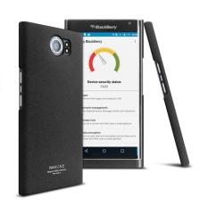 Scrub Full Body Protection Skin Case Shell untuk BlackBerry Priv Asli Imak-Intl