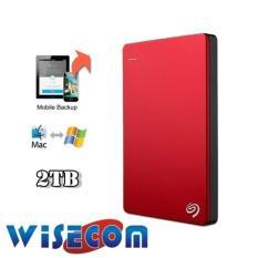 Harga Seagate 2Tb Backup Plus Slim External Red Usb 3 Portable Hard Drive Red Yang Bagus