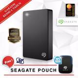Spesifikasi Seagate Backup Plus Portable 4Tb 2 5 Usb 3 Hitam Gratis Pouch Murah Berkualitas