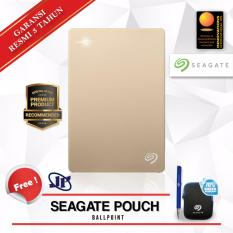 Top 10 Seagate Backup Plus Slim 1Tb 2 5 Usb 3 Gold Gratis Pouch Ballpoint Online