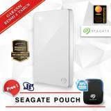 Harga Seagate Backup Plus Slim 1Tb 2 5 Usb 3 Putih Gratis Pouch Seagate