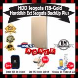 Beli Seagate Backup Plus Slim 1Tb Hdd Hd Hardisk External 2 5 Gold Gratis Pouch Hdd Usb Otg Reader Mini Cleaning Kit Pembersih Lcd Pc Laptop Baru