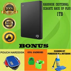 Seagate Backup Plus Slim 1Tb Hdd Hd Hardisk External 2 5 Hitam Gratis Pouch Harddisk Otg Android Cleaning Kit Pembersih Pc Notebook Seagate Diskon 40