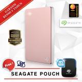 Penawaran Istimewa Seagate Backup Plus Slim 2Tb 2 5 Usb 3 Rose Gold Gratis Pouch Terbaru