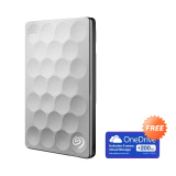 Beli Seagate Backup Plus Slim Ultra 2Tb 2 5Inc Platinum Murah Di Indonesia