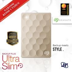 Diskon Seagate Backup Plus Ultra Slim Thin 1Tb 2 5 Gold Seagate Di Dki Jakarta