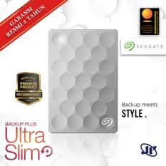 Seagate Backup Plus Ultra Slim Thin 2Tb Usb 3 2 5 Platinum Original