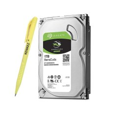Seagate BarraCuda 1TB Hardisk Internal PC Desktop 3.5