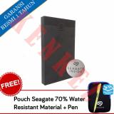 Jual Seagate Cube 3 Harddisk Eksternal 500Gb 2 5 Usb3 Hitam Pouch Pen Seagate
