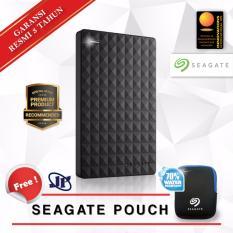 Jual Seagate Expansion 1Tb 2 5 Usb 3 Hitam Gratis Pouch Grosir