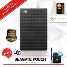 Toko Seagate Expansion 2Tb 2 5 Usb 3 Hitam Gratis Pouch Ballpoint Seagate Dki Jakarta