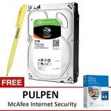 Jual Beli Seagate Firecuda 2Tb Hardisk Internal Desktop Sshd 3 5 Sata 3 7200Rpm Free Pen Mcafee Internet Security