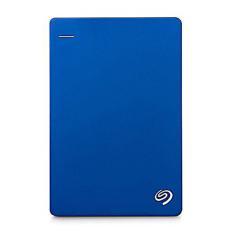 Jual Seagate Harddisk Portabel Backup Plus Slim 1Tb Biru Seagate Murah