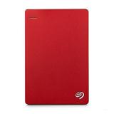 Seagate Harddisk Portabel Backup Plus Slim 1Tb Merah Diskon Akhir Tahun