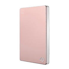 Toko Seagate Harddisk Portabel Backup Plus Slim 2Tb Rose Gold Lengkap Di Indonesia